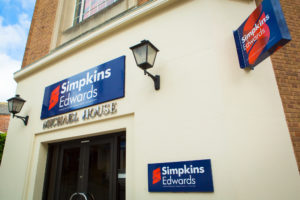 Simpkins Edwards Exeter office